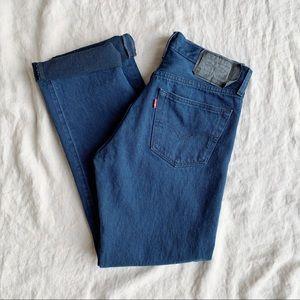 Levi's 501 boyfriend jeans